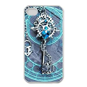 iphone4 4s Phone Cases White Kingdom Hearts DTG170060