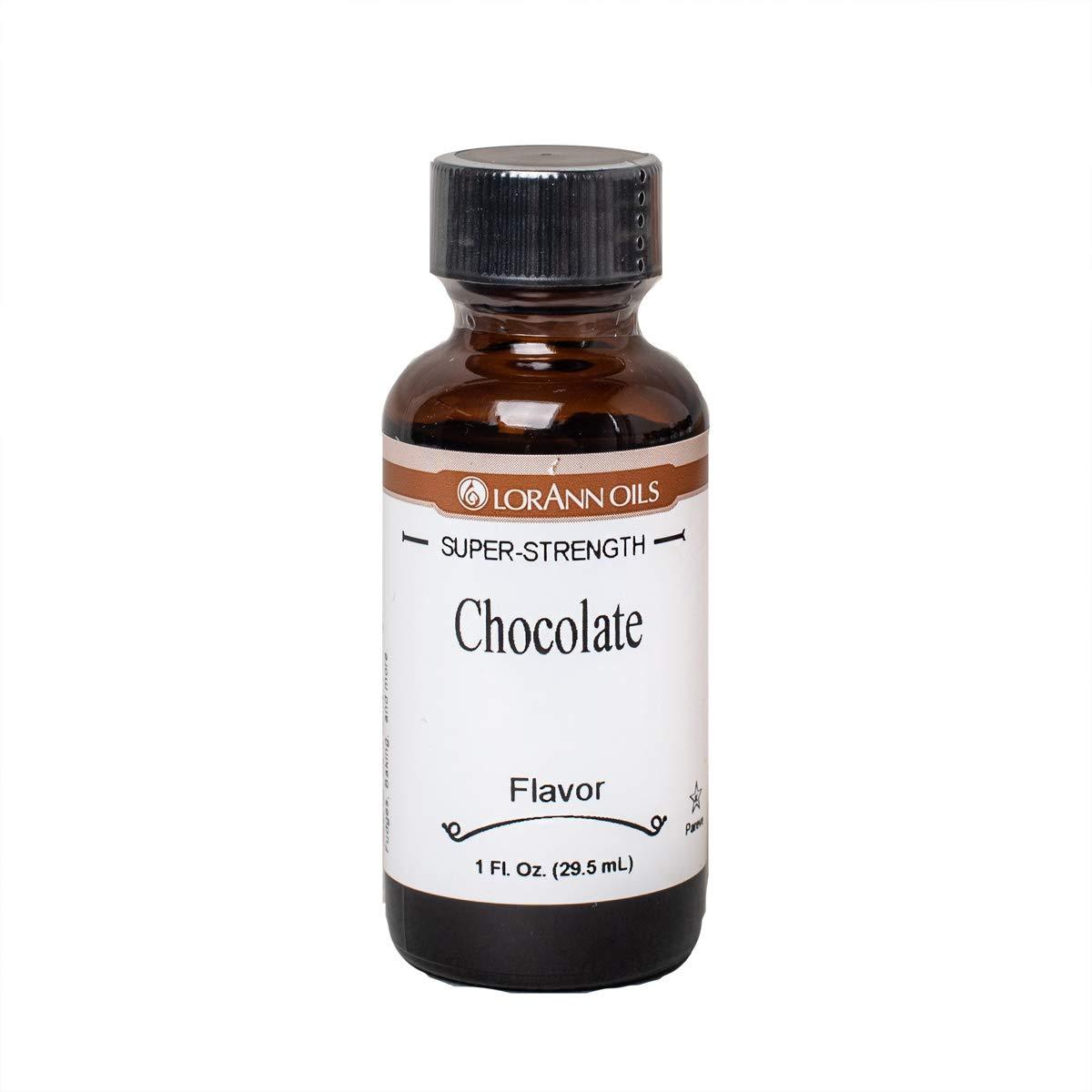 LorAnn Chocolate Super Strength Flavor, 1 ounce bottle