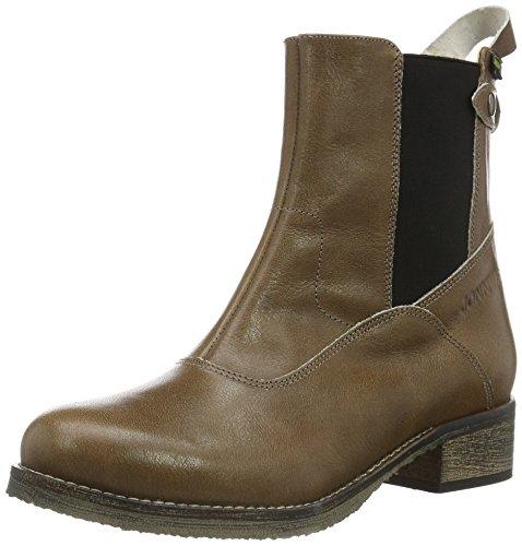 Jonny's Ursa, Zapatillas de Estar por Casa para Mujer Marrón - Braun (Cashimire)