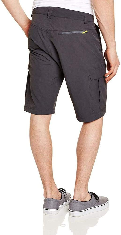 Helly Hansen Men's Hh Qd Cargo 11 Sport Shorts Black