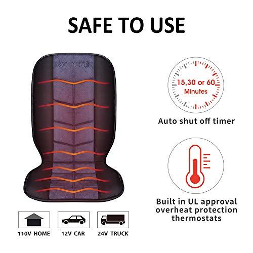 COMFIER Heated Car Seat Cushion