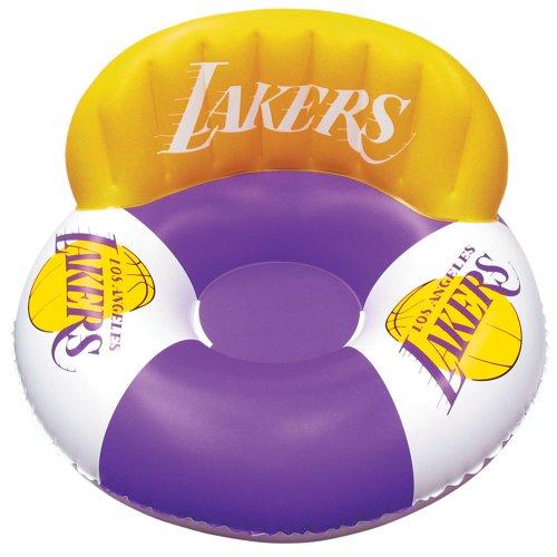 - Poolmaster Los Angeles Lakers NBA Swimming Pool Float, Luxury Drifter