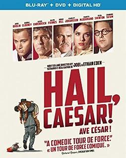 Hail, Caesar! [Blu-ray + DVD + Digital HD] (B01BILONMU) | Amazon Products