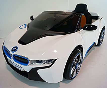 Amazon Com Bmw New 2015 Licensed I8 Concept Kids Ride On Power