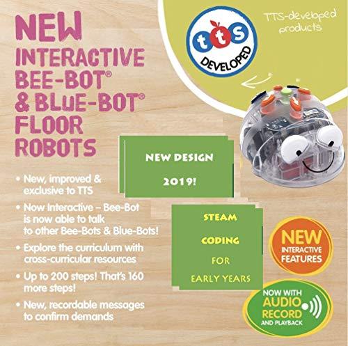 Blue-Bot Bluetooth Programmable Robot Class Pack by Blue-Bot (Image #4)