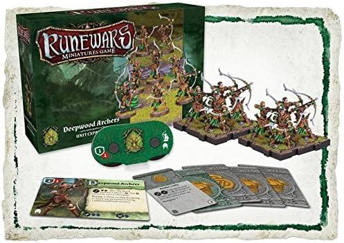 Fantasy Flight Games FFGD0135 Runewars - Juego de Mesa (en miniaturas): Amazon.es: Juguetes y juegos