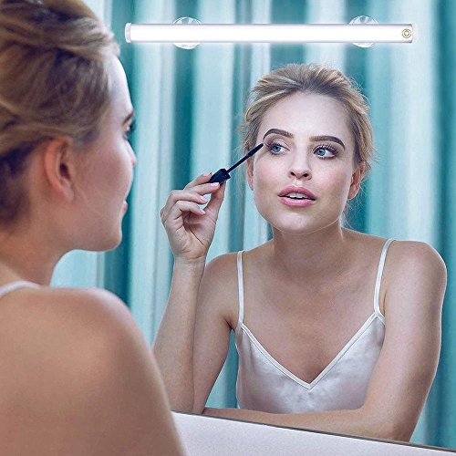 TEEPAO Makeup Mirror Light,Smart Touch Makeup Table Set DIY Hollywood Style Mirror for Live Broadcast Cosmetic Mirror Vanity Mirror Make-up Mirror Decoration (Lamp Hollywood Table Incandescent)