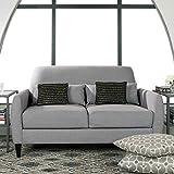 Studio Designs Home Allure Loveseat, Devon Heather