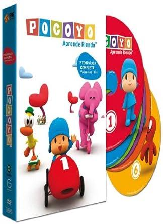 Pocoyo - Temporada 1 [DVD]