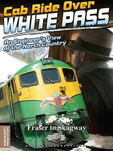 Cab Ride Over White Pass-Fraser to Skagway