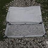 4x8 sheets of insulation - Tarpaulin Tarps Semi-Transparent PE Waterproof Windproof Rain Shed Cloth Eyelets Insulation Shade Sheet Cover, 200g/m² (Size : 4x8M)