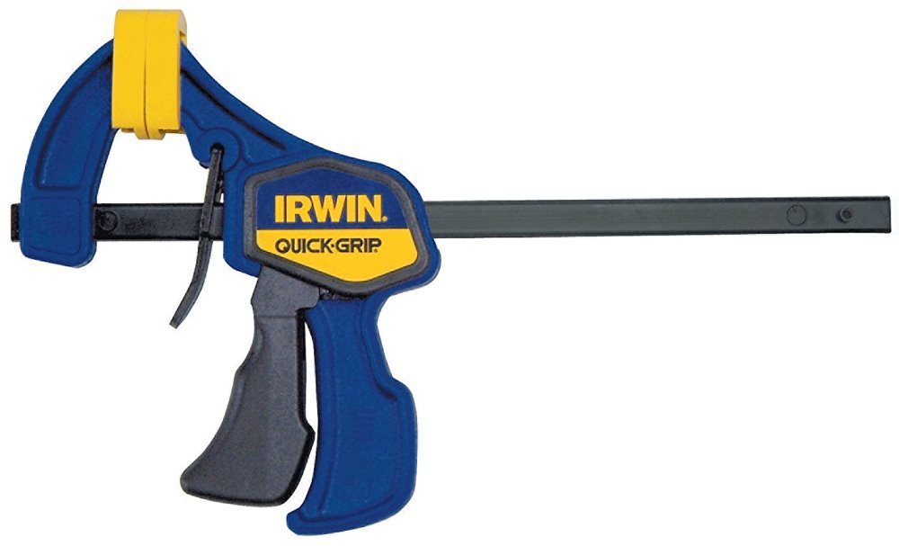 Irwin Quick Grip 546 6'' Quick-Grip® One-Handed Mini Bar Clamp