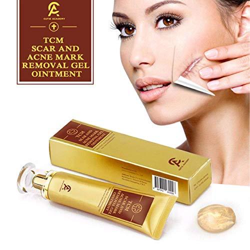 Scar Removal Cream For Old Scars- Stretch Mark Removal Gel for Men & Women- Stretch Marks Relief and Burns Repair,Face Skin Repair Gel