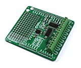 Electronics123.com, Inc. Arduino Thermocouple Multiplexer Shield (K - MAX31855K)