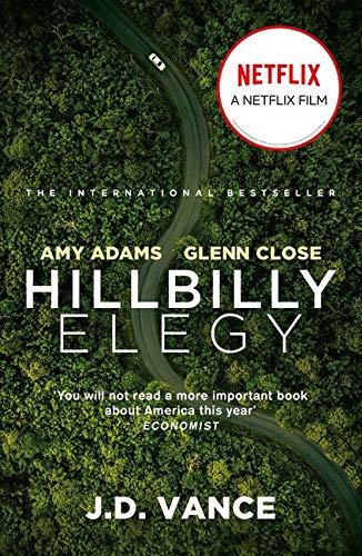 Hillbilly Elegy: The International Bestselling Memoir Coming ...