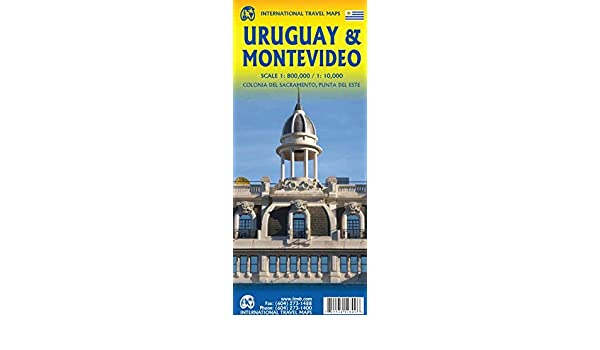 Uruguay & Montevideo, Colonia Del Sacramento, Punta Del Este: Yusuke Ujimiya, Mark Ramsay, Kevin Fraser, Lan Joyce: Amazon.com: Books