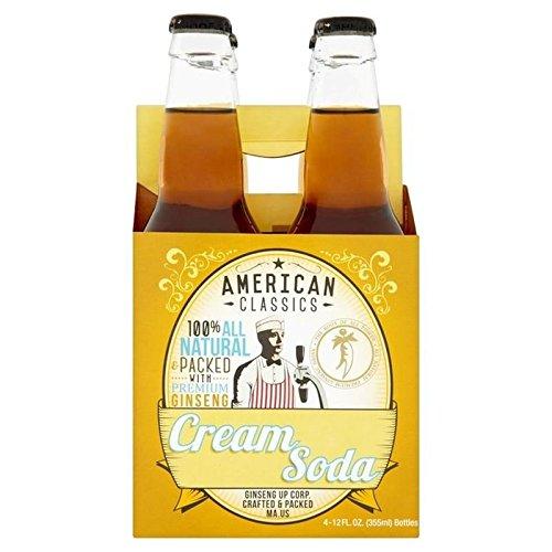 Clásicos Americanos Cream Soda Bebida Multipack 4 X 355Ml: Amazon.es: Alimentación y bebidas