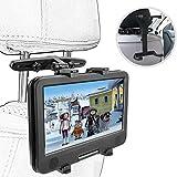 Best I Pad Car Headrests - Car Seat Tablet Holder, ieGeek Adjustable 360°Rotation Backseat Review