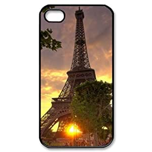 Beautifui sunset CHA2082277 Phone Back Case Customized Art Print Design Hard Shell Protection Iphone 4,4S by icecream design