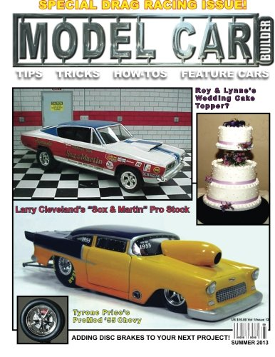 Model Car Builder No.12: The nation's favorite model car how-to magazine! (Car Picking Kit)