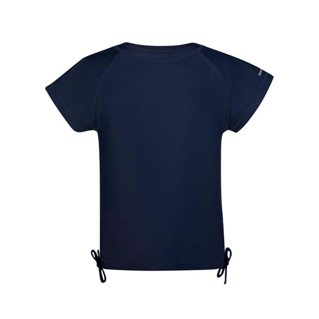 Rash Guard Shirt Snapper Rock Girls Short Sleeve UPF 50