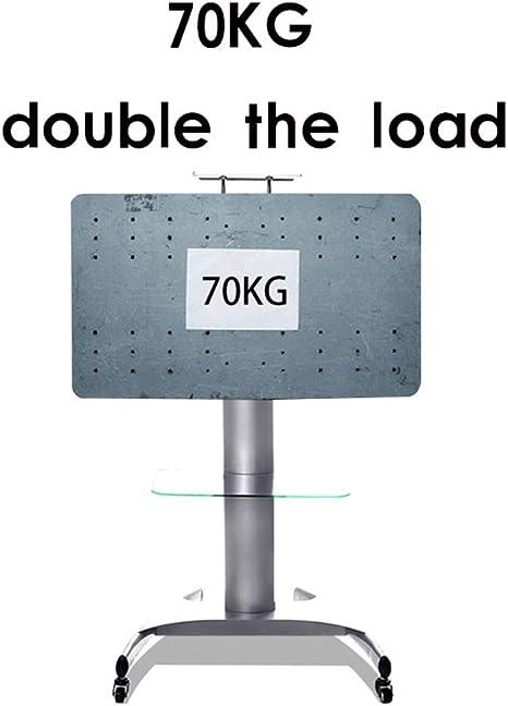 IG Carro móvil de Doble Uso para TV móvil Soporte para televisor ...