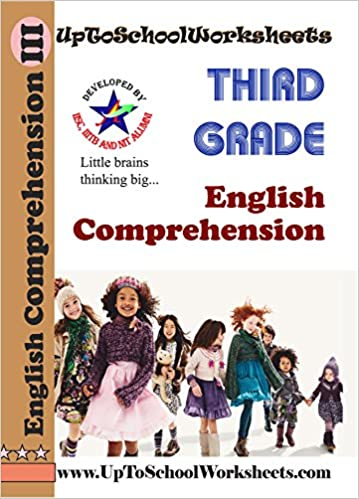Amazon in: Buy Class 3 English Comprehension Worksheets-CBSE