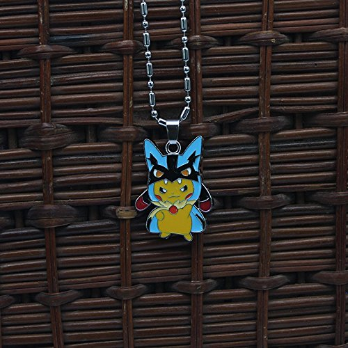 Pokemon Pikachu Cosplay Costume Lucario Long (Pokemon Lucario Costume)