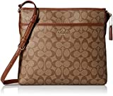 Coach Signature File Crossbody Bag F34938