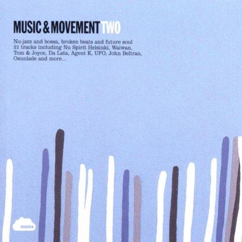 Music & Movement 2 [12 inch Analog]                                                                                                                                                                                                                                                    <span class=