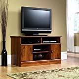60 expresso floating shelf - Premium TV Stand Entertainment Console Rack Rear for up to 47