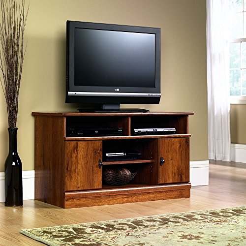 Premium TV Stand Entertainment Console Rack Rear for up to 47
