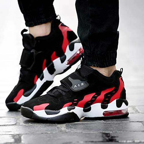 Warm Size Rosso Thick Sportive Personality Scarpe Donna Keep Summer Women Matching Color Sneakers Platform Basketball Vlarge Bottom Shoe Shoes Sport Leisure Zarupeng Da 6BqAAw8