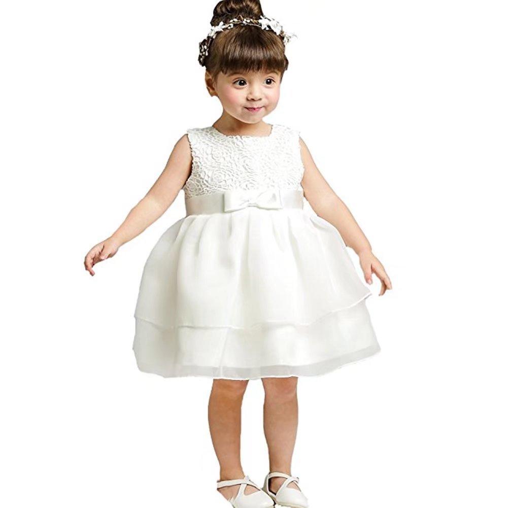 SZHS - Ropa de bautizo - para bebé niña