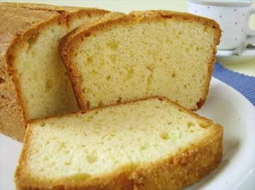 SOUR CREAM POUND CAKE LOAF BAKERY FRESH EACH