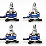 4pcs Dynam Tomcat M35082 TC-M-4308-2-KV600 brushless outrunner motor combo For RC Quadcopter Multicopter