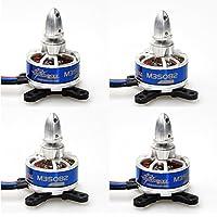 4pcs Dynam Tomcat M35082 TC-M-4308-2-KV600 brushless outrunner motor combo For RC Quadcopter Multicopter
