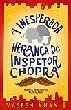 capa de A Inesperada Herança do Inspetor Chopra - Volume 1