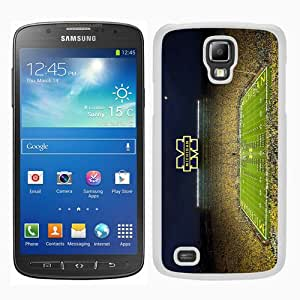 Fashionable Samsung Galaxy S4 Active i9295 Case ,Unique Designed With Ncaa Big Ten Conference Football Michigan Wolverines 16 white Samsung Galaxy S4 Active i9295 Cover High Quality Phone Case