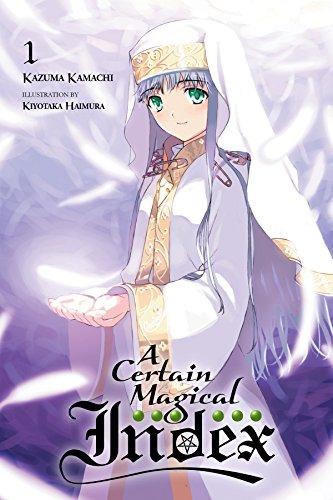 A Certain Magical Index, Vol  1 (light novel)
