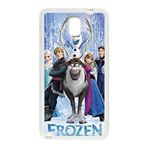 Frozen fashion durable Cell Phone Case for Samsung Galaxy Note3