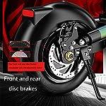 Scooter-Elettrico-per-Adulti-Monopattino-Elettrico-Pieghevole-da-10-Pollici-Bicicletta-elettrica-da-88-Ah-con-Sedile-Rimovibile-Motore-brushless-da-500-W-Doppio-Freno