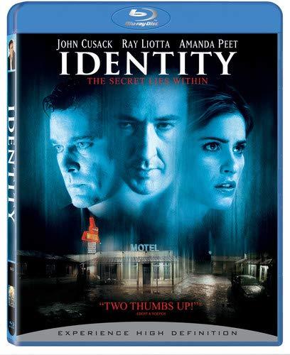 Identity [Blu-ray] (Identity Blu Ray)