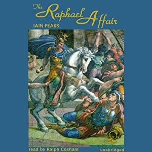 The Raphael Affair Audiobook
