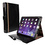 Personalised Alston Craig Vintage Genuine Leather Slim-Stand Case Cover for Apple iPad Pro 12.9