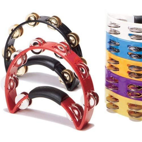 Rhythm Tech Tambourine, Purple, inch (RT1080) by Rhythm Tech