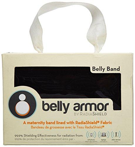 Armor Belly Fascia colore gravidanza M Nero L da FAqdxA