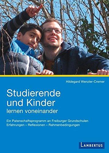 Studierende und Kinder lernen voneinander: Ein Patenschaftsprogramm an Freiburger Grundschulen