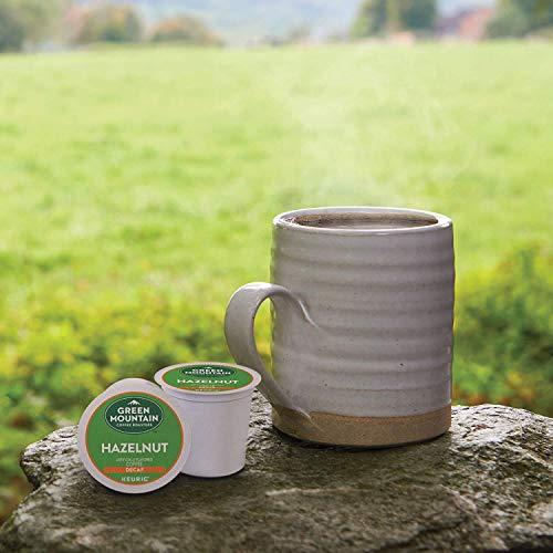 Green Mountain Coffee Roasters Hazelnut Decaf Keurig Single-Serve K-Cup Pods, Light Roast Coffee, 72 Count (6 Boxes of 12 Pods) by Green Mountain Coffee Roasters (Image #8)