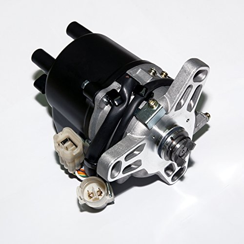 MAS Ignition Distributor NEW for 88-91 Honda Civic CRX 1.5L TD-01U TD01U 606-58445 606-58617 30100PM5A07 ()